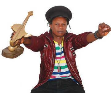 Gospel reggae artiste WADADA